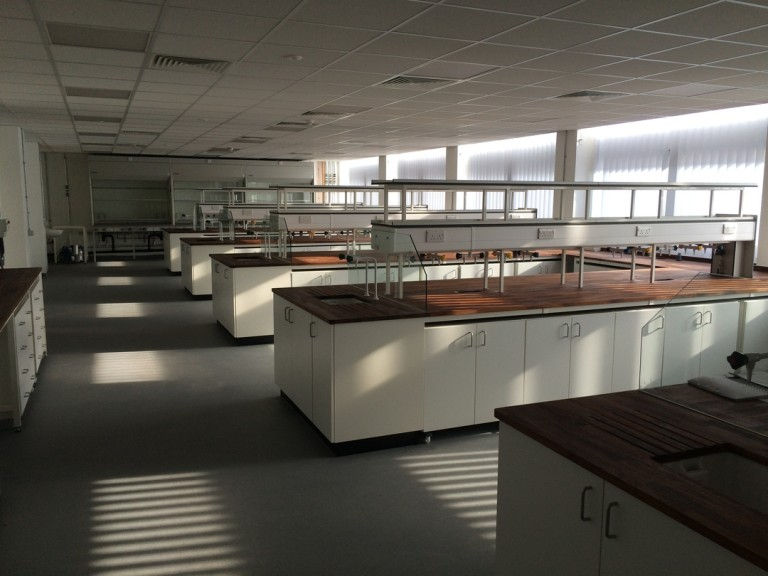 Manchester University : New Polymer Labs